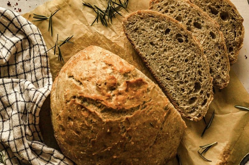 Rosemary Rustic Loaf