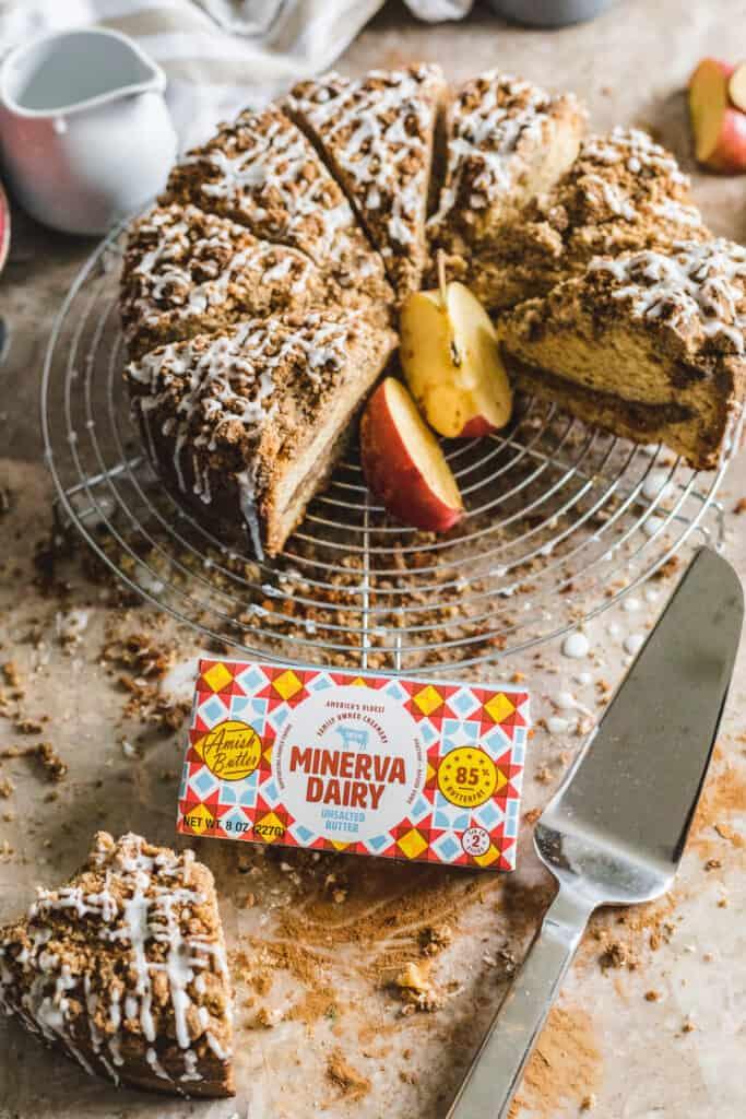 minerva dairy butter