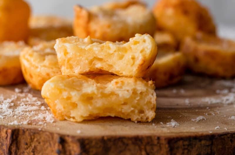 Pao De Queijo - Brazilian Cheese Bread